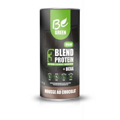 Be_green_3Blend_protein_chocolate_700_g