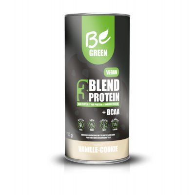 Be_green_3Blend_protein_vainilla_700_g